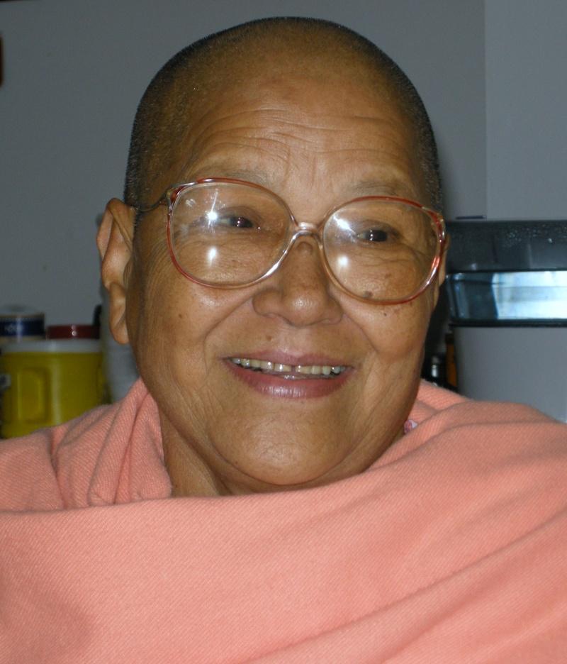 Nun Dhammawati Guruma