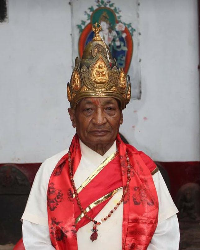 Rev. Yagyaman Pati Bajracharya